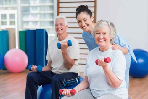 Easy Exercises You Can Do At Any Age