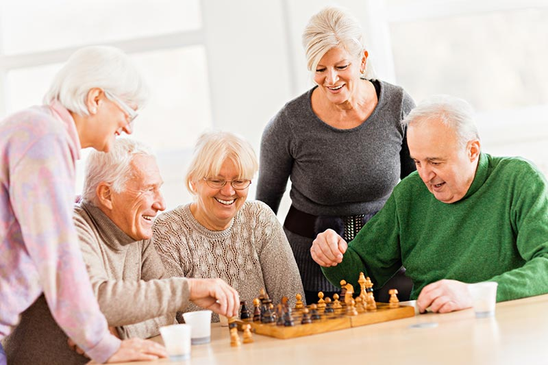 The Retirement Community You've Been Searching For