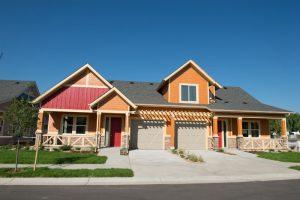 Cottages: Some seniors opt for larger 55+ living floor plans