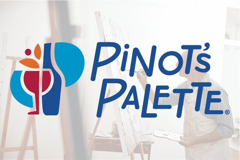 Paint & Sip Workshop with Pinot's Palette