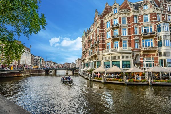 Armchair Travel: The Waterways of Holland and Belgium