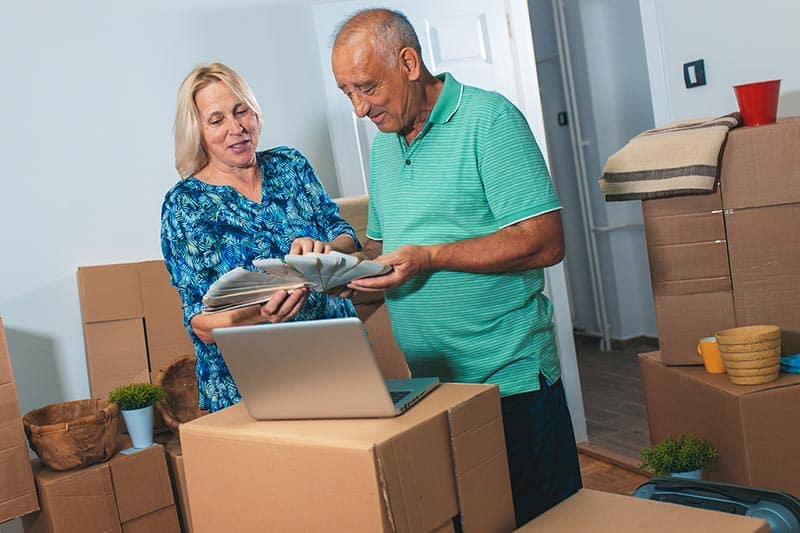 Downsizing: The First Step in Your Move to Independent Living