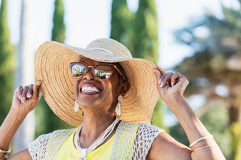Sun Safety for Seniors